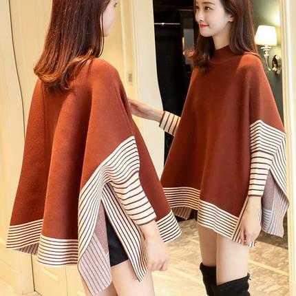 Женское Новые модные свитера в полоску с цветочным принтом - 1TopShop, фото 2