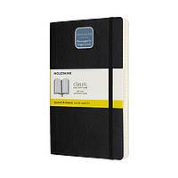 Блокнот Moleskine Classic Expanded Средний (13х21 см) 400 страниц в Клетку Черный Мягкий (8058647628059), фото 1