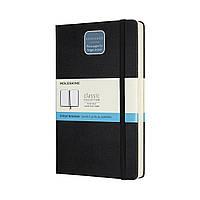 Блокнот Moleskine Classic Expanded Средний (13х21 см) 400 страниц в Точку Черный (8058647628035), фото 1