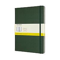 Блокнот Moleskine Classic Великий (19х25 см) 192 сторінки в Клітинку Миртовий Зелений (8058647629124), фото 1