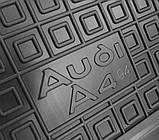 Автомобильные коврики Audi A4 (B5) 1995- Avto-Gumm, фото 9