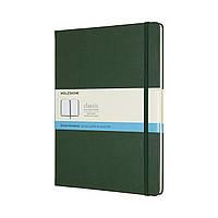 Блокнот Moleskine Classic Большой (19х25 см) 192 страницы в Точку Миртовый Зеленый (8058647629131), фото 1