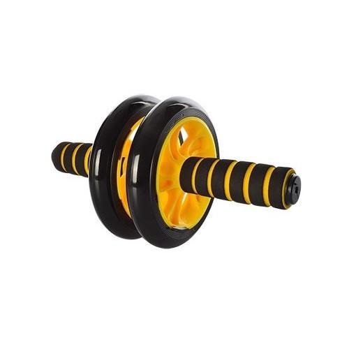 Колесо для мышц пресса (Желтое) 2 колеса MS 0872Y
