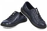 Туфли подростковые для мальчика из натуральной кожи от производителя модель МАК299, фото 3