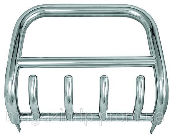 Защита переднего бампера (кенгурятник) Toyota Fortuner 2004+ Код:95960346