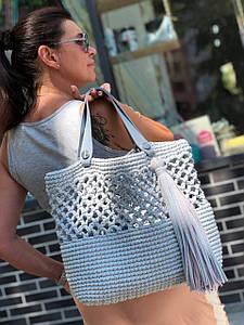 Онлайн мастер-класс «Летняя сумка POLIN» от Bobilon