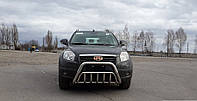 Защита переднего бампера (кенгурятник) Geely Em X7 2012+ Код:79249661