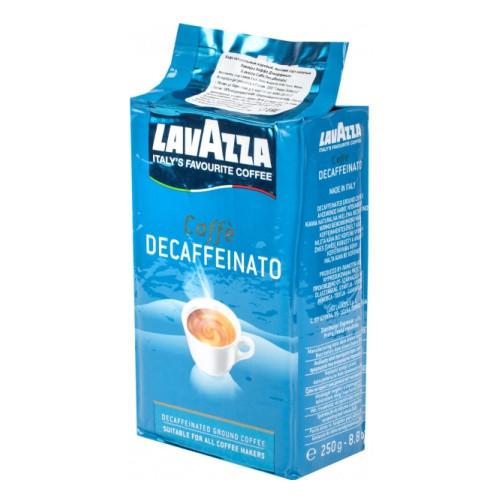 Кофе Lavazza Dek (250 г) молотый без кофеина