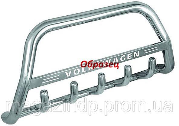 Защита переднего бампера (кенгурятник) Mazda BT-50 2012+ Код:79250099