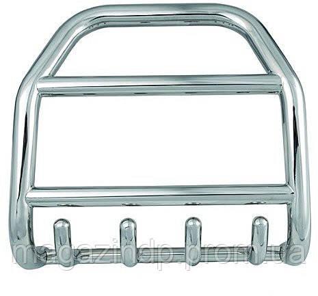 Защита переднего бампера (кенгурятник) Opel Fntera 1992-2003 Код:79250227