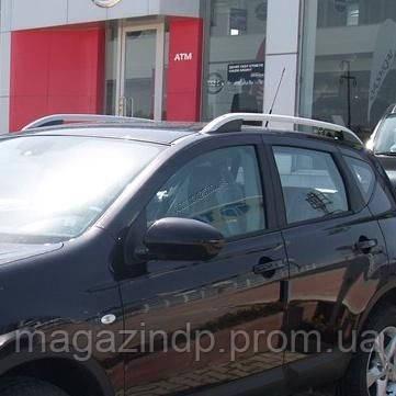 Рейлинги Nissan Qashqai (2007-2014) /тип Cwn,(Крепление на клей) Код:189763281