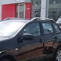 Рейлинги Nissan Qashqai (2007-2014) /тип Cwn,(Крепление на клей) Код:189763281, фото 1