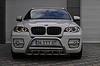 Защита переднего бампера (кенгурятник) BMW X5/X6 E71 (2007-2014) Код:79249210