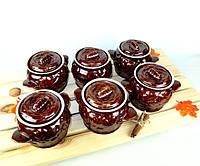 """Горшочки для запекания в духовке 6 шт из керамики """"Корзинка"""" 500 мл"""