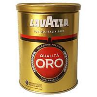 Lavazza Qualita Oro (250 г) молотый ж/б