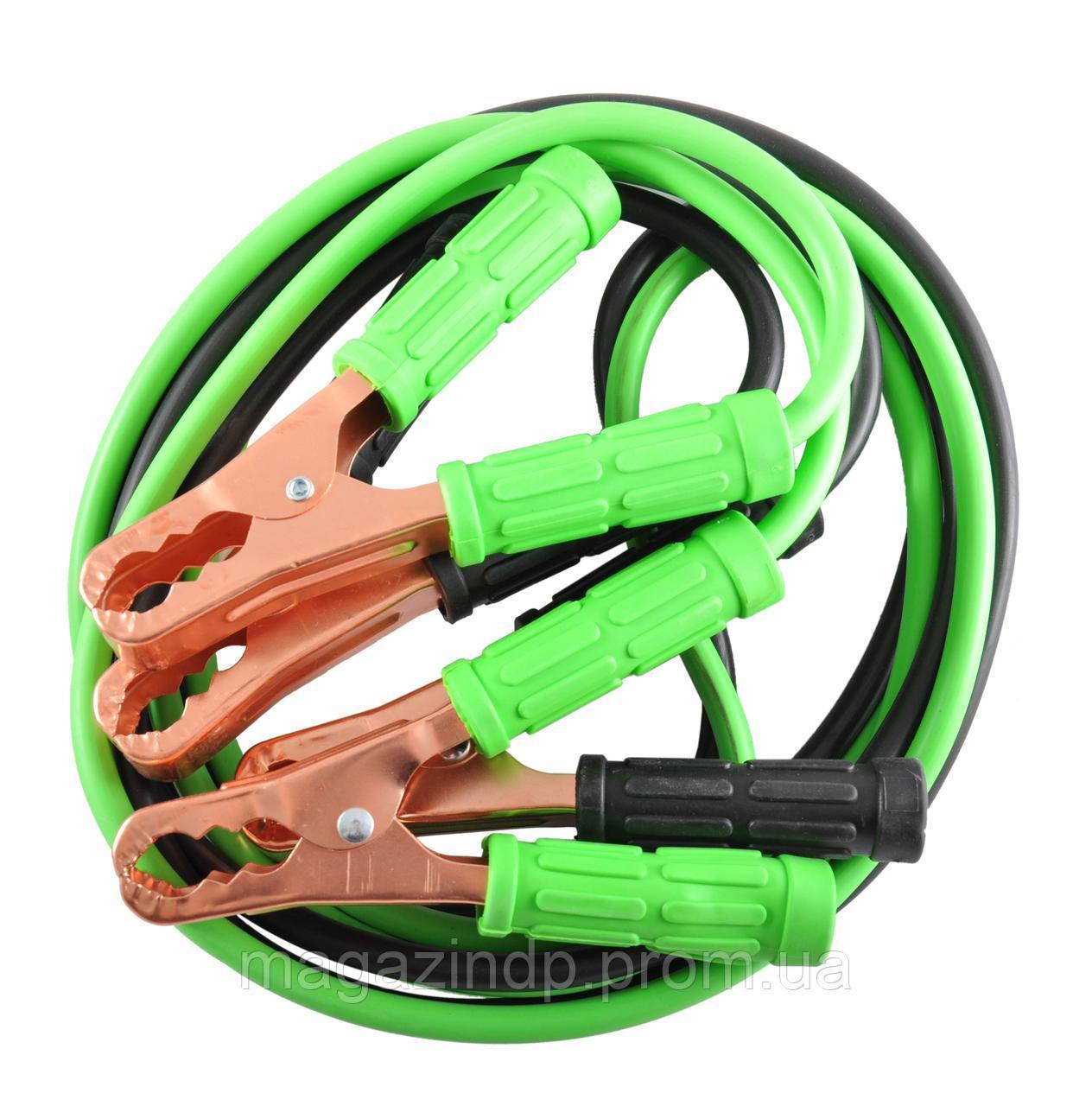 Провода-прикуриватели 500А, 3,5м, круглая сумка Код:661565330