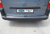 Citen Berlingo/Peugeot  II (2008-) Накладка на задний бампер - Матированный Код:679314295