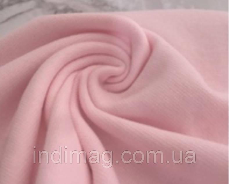 Рибана ликра Пенье розовая