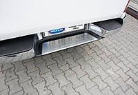 Volkswagen Amk (2010-) Накладка на задний бампер Код:679314868, фото 1