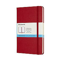 Блокнот Moleskine Classic Медиум (11,5х18 см) 192 страницы в Точку Красный (8058647626659), фото 1