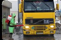 Санитарная дезинфекция транспорта