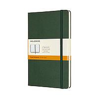 Блокнот Moleskine Classic Средний (13х21 см) 240 страниц в Линейку Миртовый Зеленый (8058647629063), фото 1