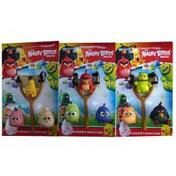 Рогатка детская Angry birds с птичками 3 вида