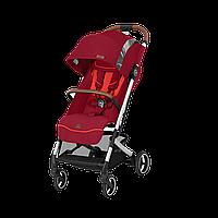 GB - Прогулочная коляска Qbit+ All-City Fashion, Rose Red (2019 год), фото 1