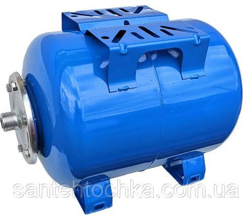 Гидроаккумуляторы ZEGOR 24L EPDM(SEFA) Pmax10bar Tолщина 1мм , фото 2