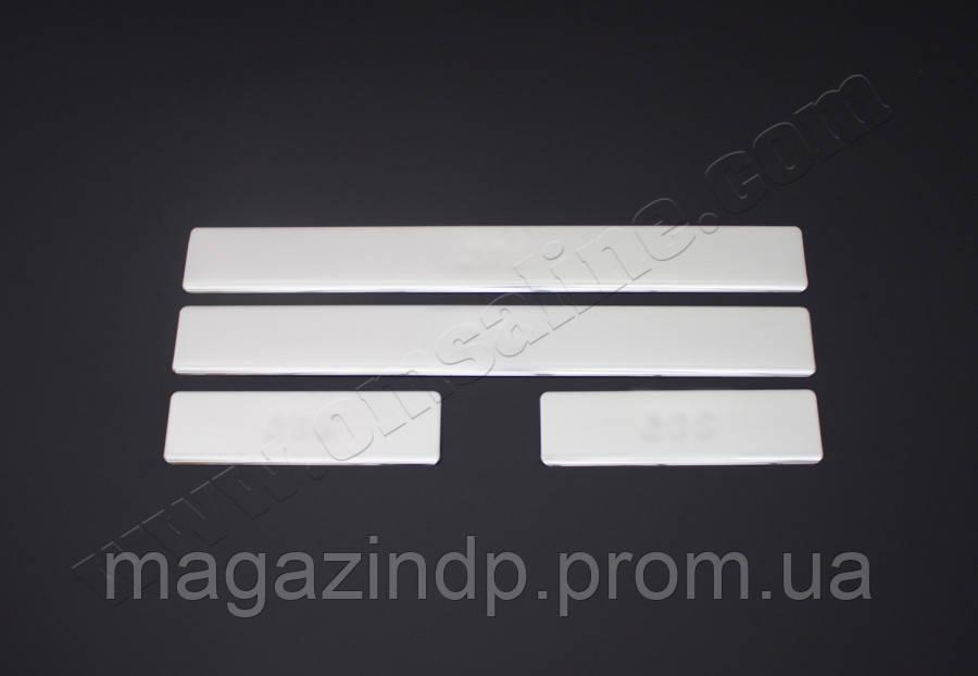 Peugeot 206 (1998-2012) Дверные пороги 4шт Код:705735359