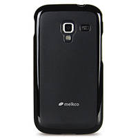 Чехол Melkco Poly Jacket для HTC Desire C  black