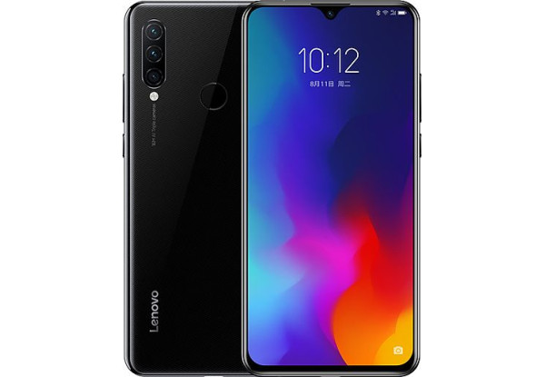Смартфон Lenovo Z6 Lite (Youth Edition) 6/64gb Black Qualcomm Snapdragon 710 4050 мАч