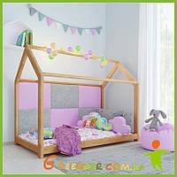Детская кровать домик от производителя (эко товар)