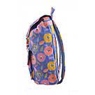 """Рюкзак молодежный YES """"Daisy"""" для девушек синий с рисунком, фото 2"""