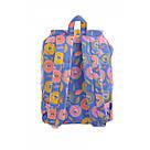 """Рюкзак молодежный YES """"Daisy"""" для девушек синий с рисунком, фото 4"""