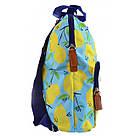 """Рюкзак молодежный YES ST-26 """"Citrus"""" для девушек голубой с рисунком, фото 3"""