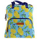 """Рюкзак молодежный YES ST-26 """"Citrus"""" для девушек голубой с рисунком, фото 5"""