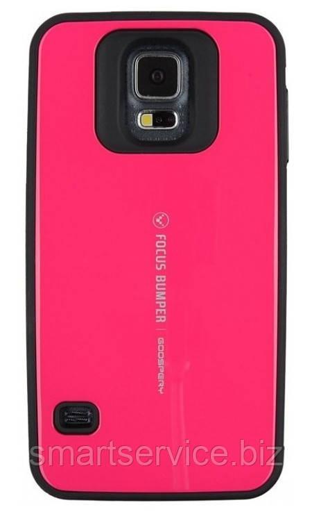 Чехол Goospery - Focus Bumper для Samsung Galaxy S5