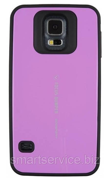 Чохол Goospery - Focus Bumper для Samsung Galaxy S5