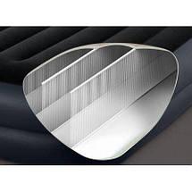 Надувной матрас Intex 64141 (99х191х25 см) с подголовником  Dura-Beam, фото 2