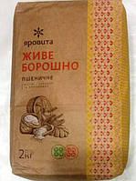 Борошно пшеничне грубого помелу Яровита, 2кг