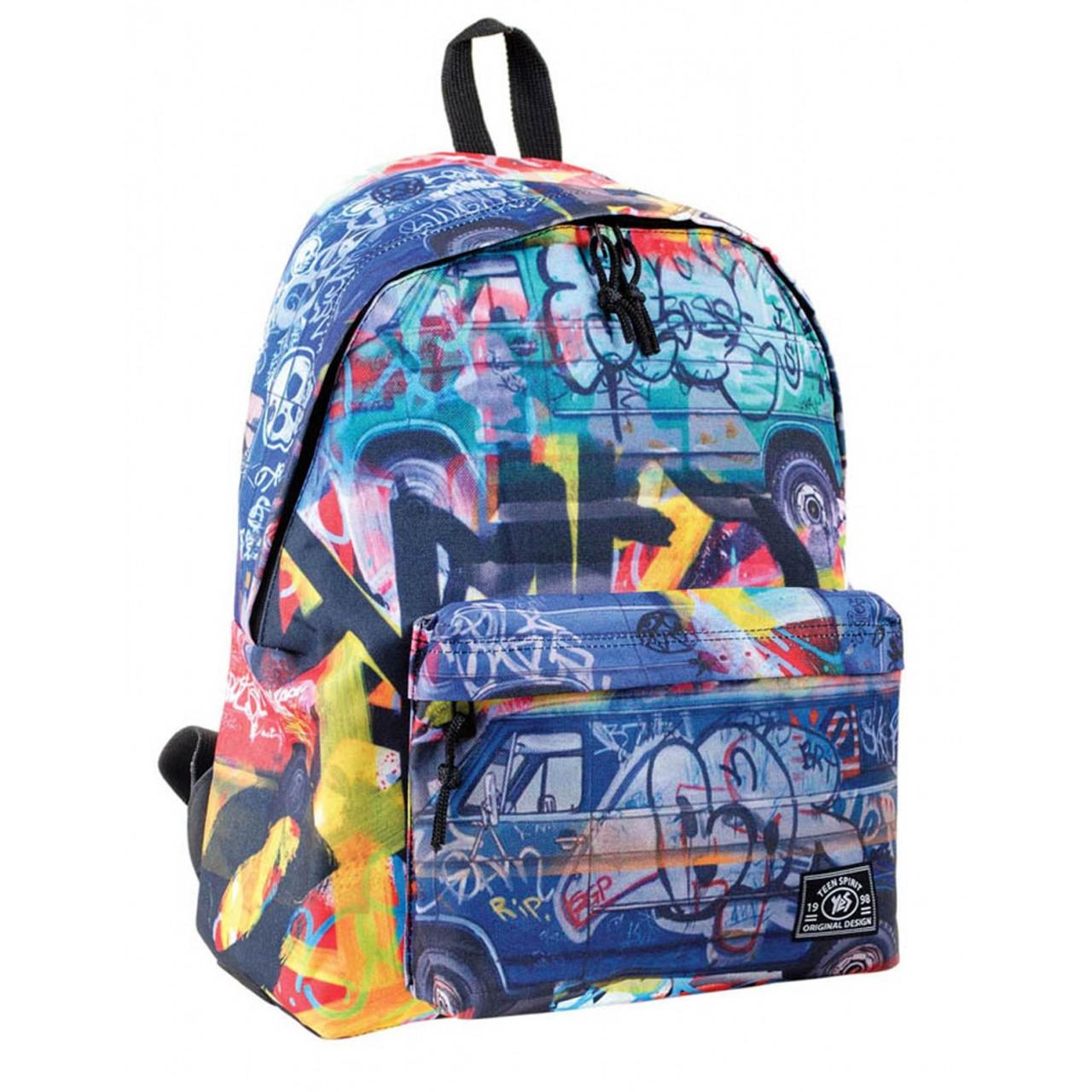 Рюкзак подростковый YES ST-15 Crazy 22, 31*41*14