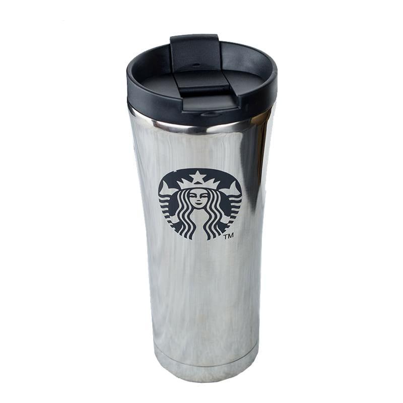 Термокружка Starbucks Original 500 мл металлик (TS-4644)