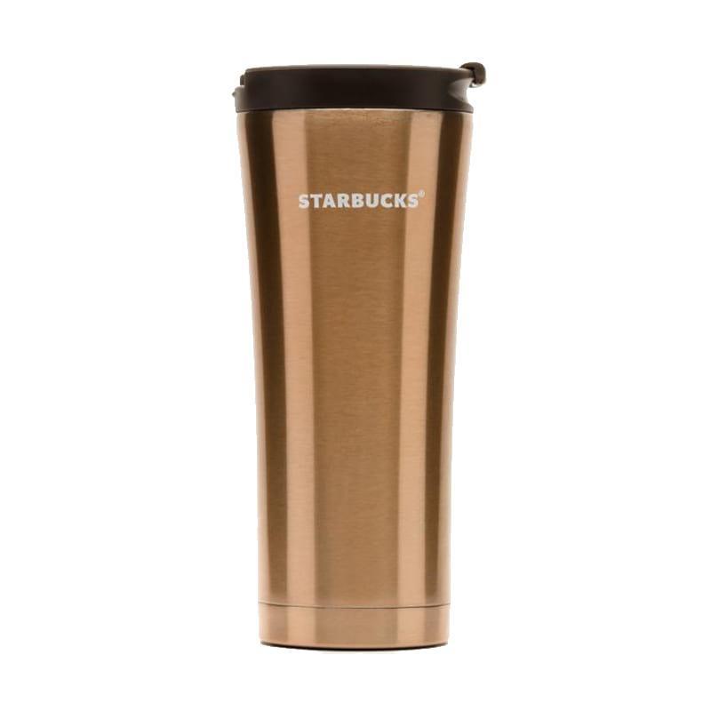 Термокружка Starbucks Original 500 мл золотой (TS-4627)