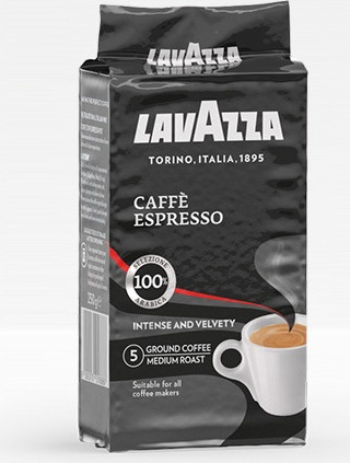 Кофе Lavazza Espresso (250 г) молотый