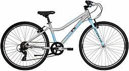 "Подростковый велосипед 26"" Apollo NEO 7s girls Brushed Alloy/Sky Blue/Charcoal (BB)"