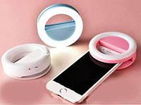 Селфи-кольцо Protech Selfie Ring Light Black