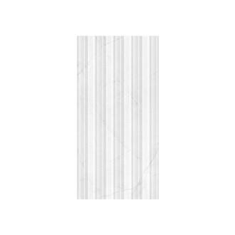 ABSOLUTE белый рельеф Плитка д/Стен  300*600 2 с