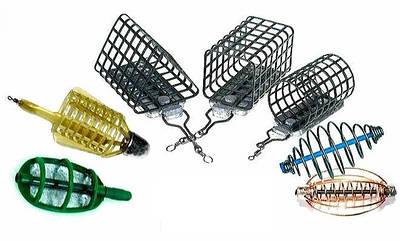 Рибацькі годівниці та готові монтажи
