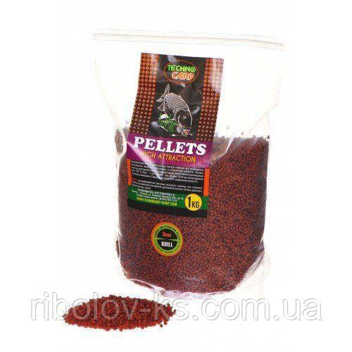 "Пеллетс Flavored Carp Pellets ""Krill"" Криль 3mm"